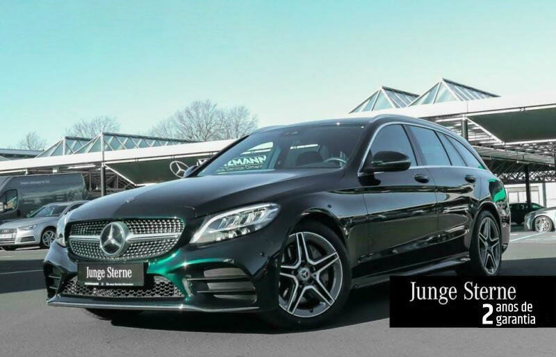 Mercedes-Benz C 300 d Station AMG Line Facelift 2019
