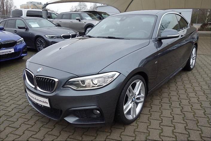 BMW 218d Coupé Pack M