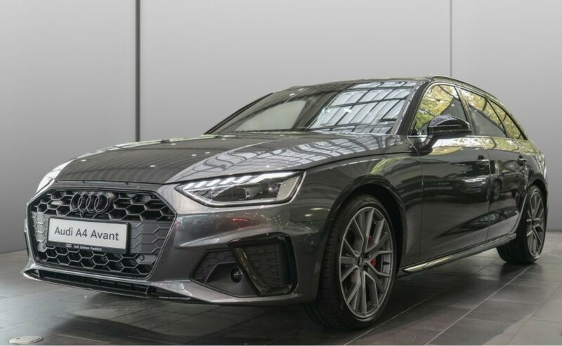 Audi A4 Avant 40 TDI quattro Launch Edition S tronic