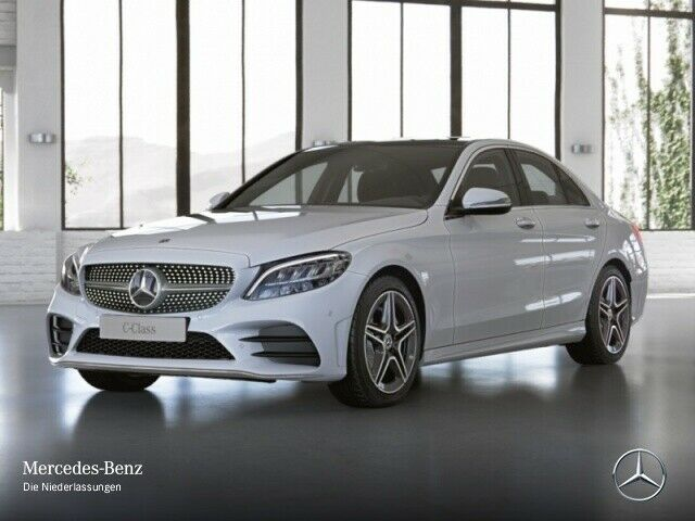 Mercedes-Benz C 200 d AMG Line 9G-TRONIC