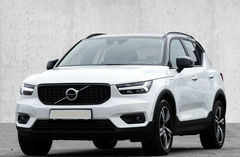 Volvo XC40 R-Design Expression Recharge PHEV