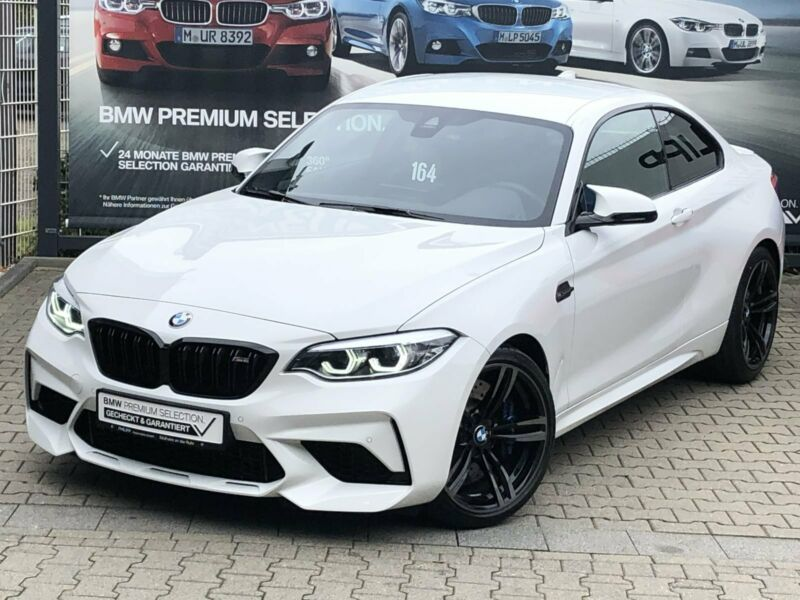 BMW M2 Competition Coupé