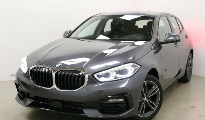 BMW 116 dA THE 1 Line Sport