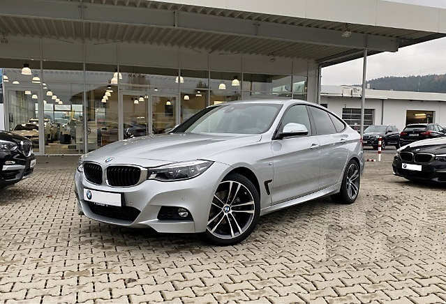 BMW 320d Gran Turismo Pack M