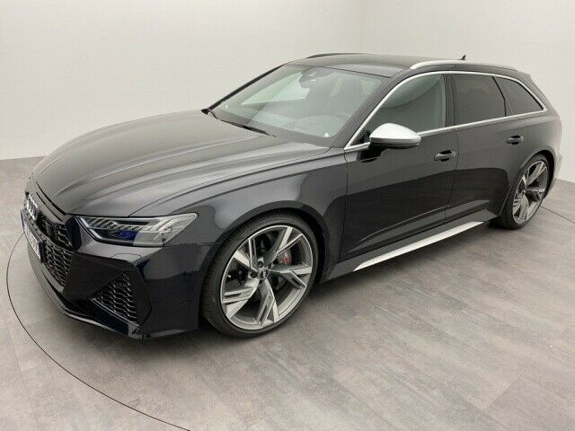 Audi RS6 Avant Quattro Tiptronic