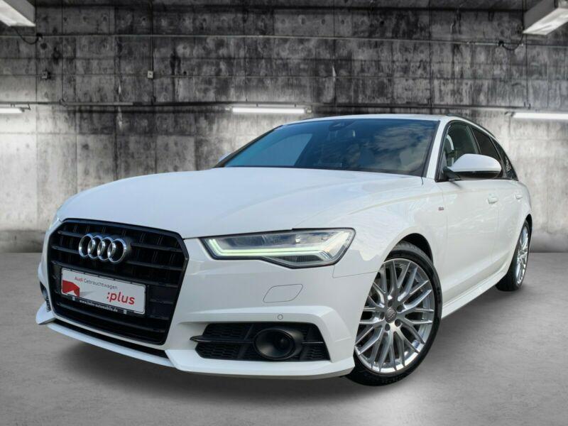 Audi A6 Avant 2.0TDI S tronic S line