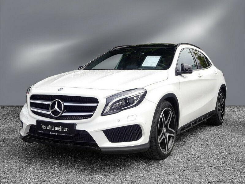 Mercedes-Benz GLA 220 d 4MATIC AMG Line