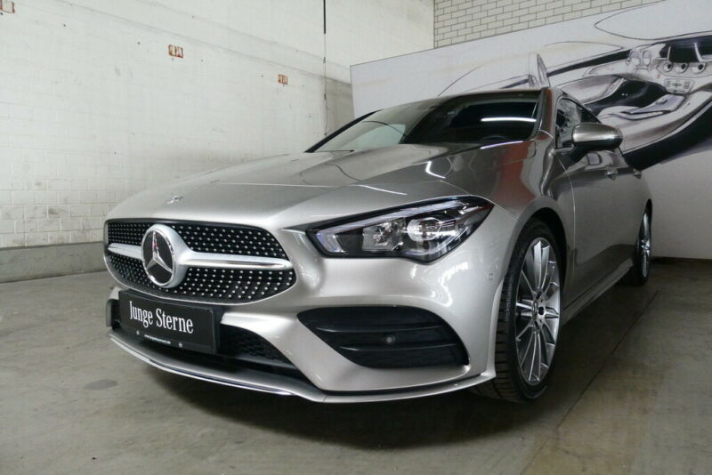 Mercedes-Benz CLA 180 d SB AMG Line