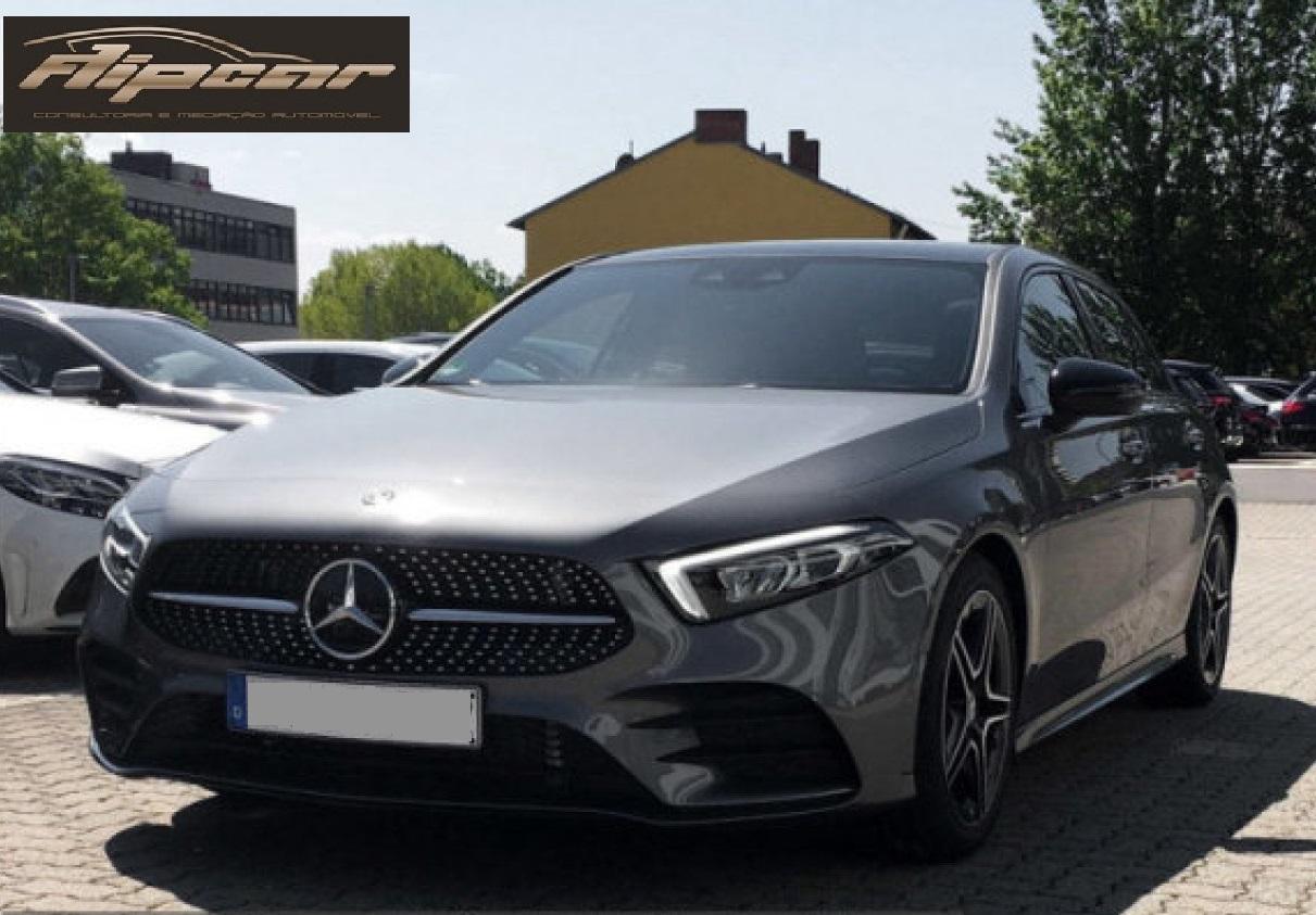 Mercedes-Benz A 180 d AMG Line 7G-DCT