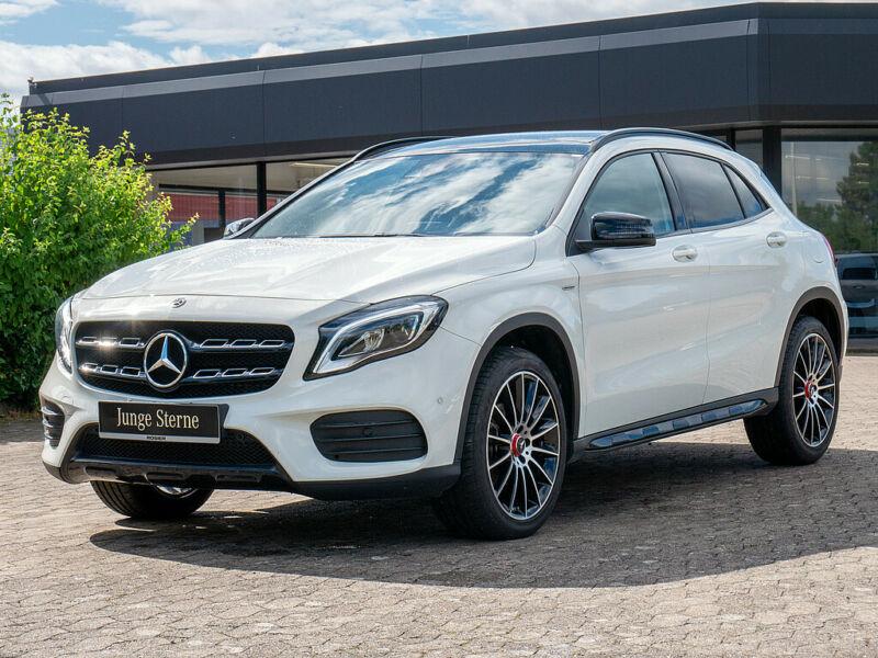 Mercedes-Benz GLA 200 d AMG Line PEAK Edition