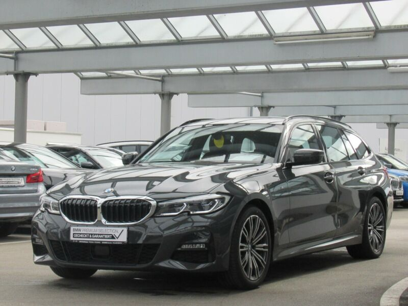 BMW 320d Touring Pack M