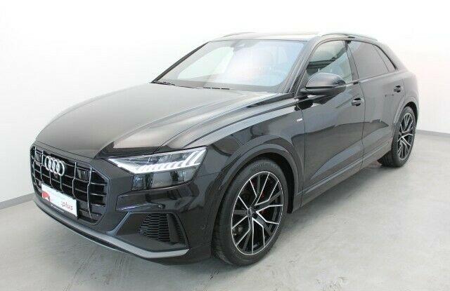 Audi Q8 50 TDI quattro tiptronic S-Line