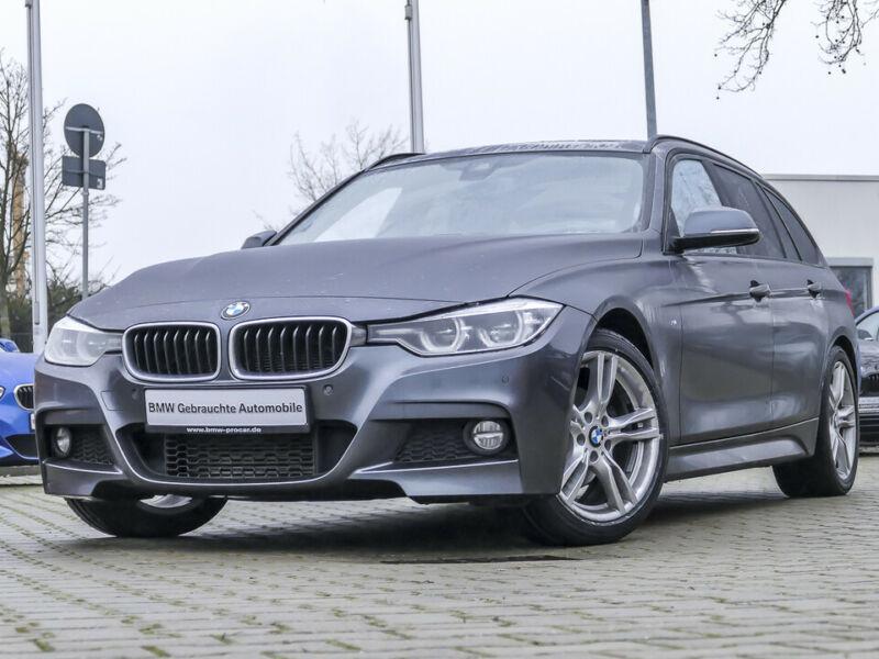 BMW 320dA Touring Pack M
