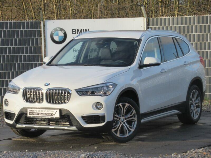BMW X1 sDrive18d Aut. xLine