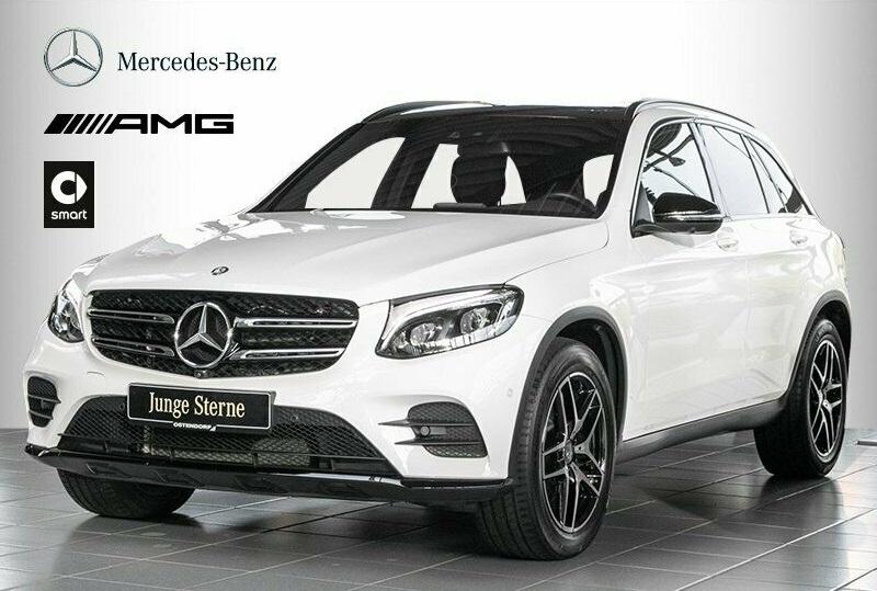 Mercedes-Benz GLC 250 d 4M AMG Line