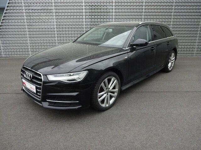 Audi A6 Avant 2.0 TDI ultra S tronic S-Line selection