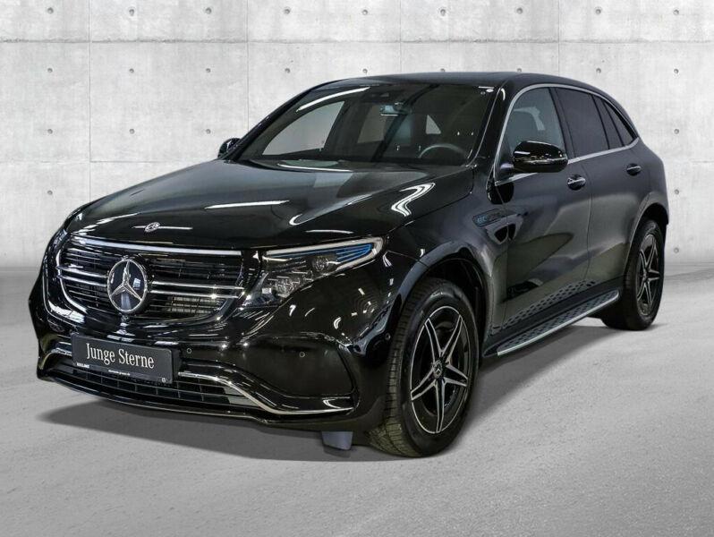 Mercedes-Benz EQC 400 4MATIC AMG Line